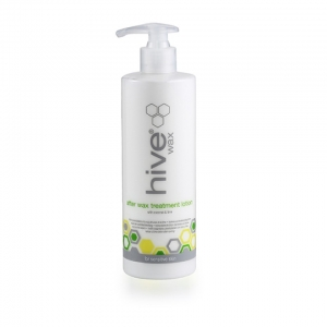 Hive After Wax Treatment Lotion with Coconut and Lime 400ml