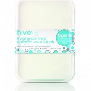 Hive Fragrance-Free Paraffin Wax Block 450g