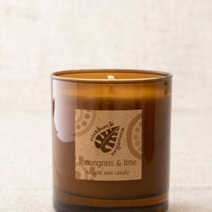Outback Organics Lemongrass & Lime Candle