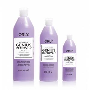 ORLY Genius Polish Remover
