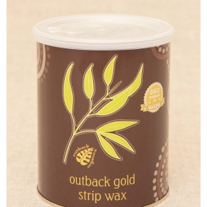 Outback Organics Gold Strip Wax 800g