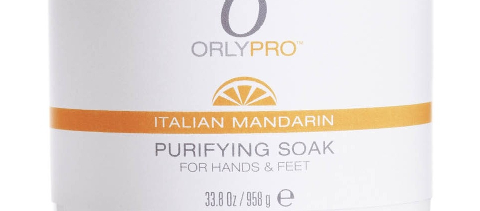 ORLY Pro Purifying Soak