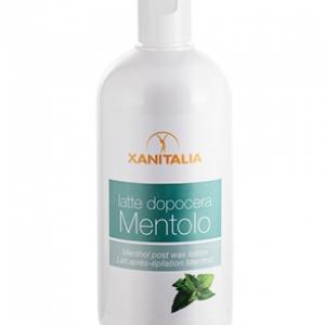 Xanitalia Menthol Post Wax Lotion
