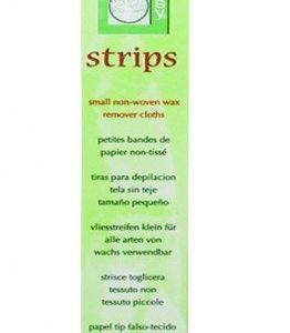 Clean and Easy Face Cloth Waxing Strips