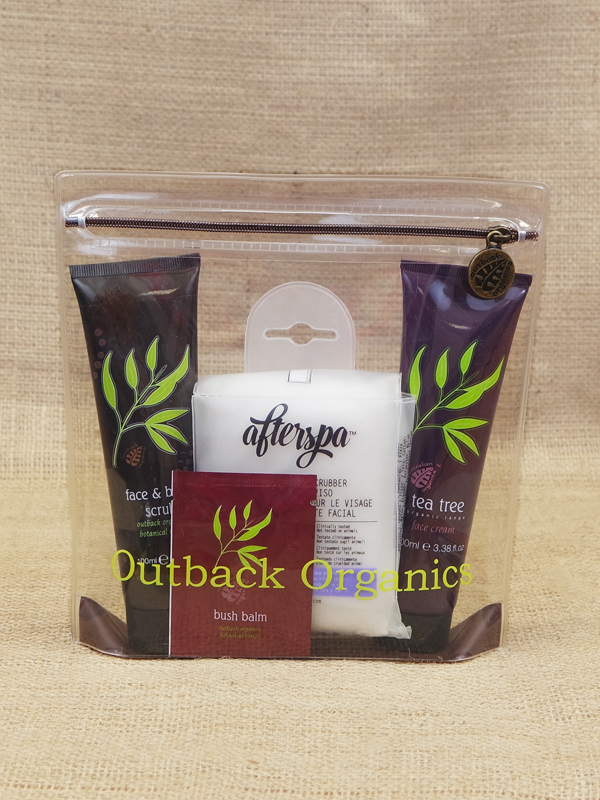Outback Organics Wonder-ful face Kit