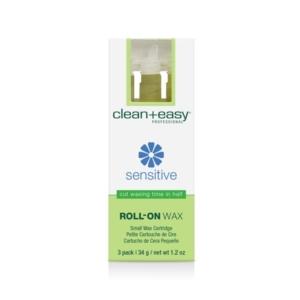 Clean + Easy Sensitive Wax Small