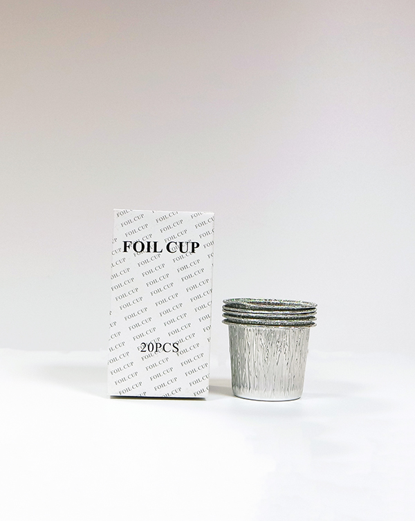 Disposable Foil Cups