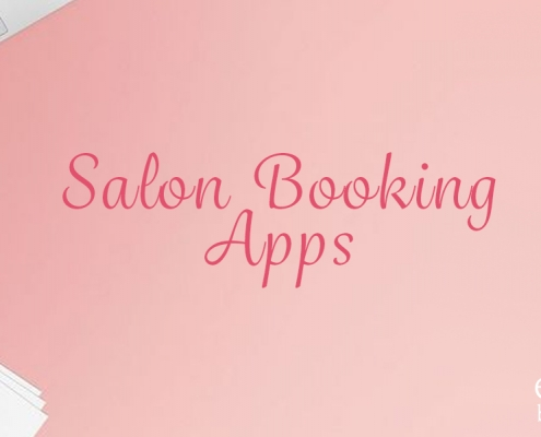 Salon Booking Apps