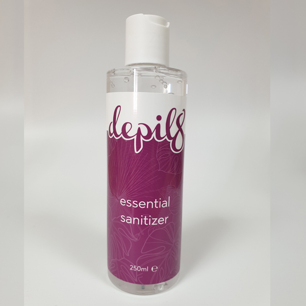 Depil8 Essential Sanitiser 250ml