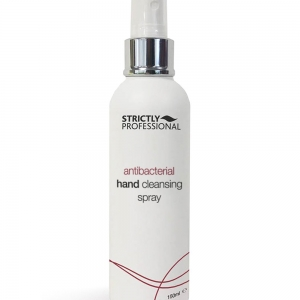 Strictly Professional Antibacterial Hand Cleansing Spray 150ml