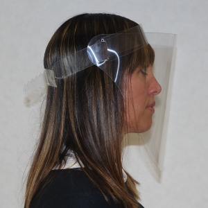 Protective Plastic Face Visor