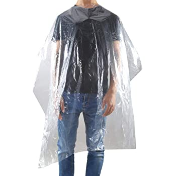 disposable clear gown
