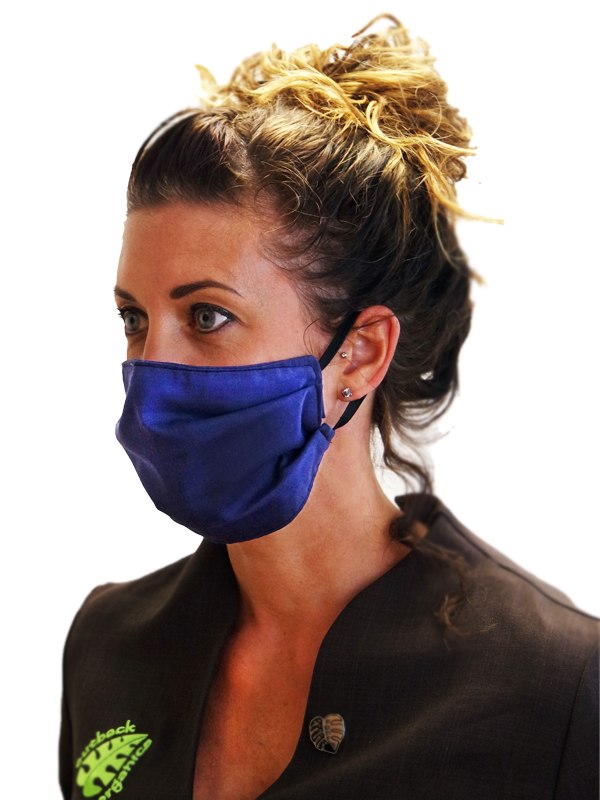 Fabric Face Mask: Essential Beauty Supplies