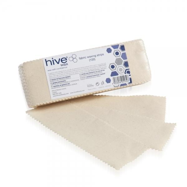 Hive Fabric Wax Strips 100pk