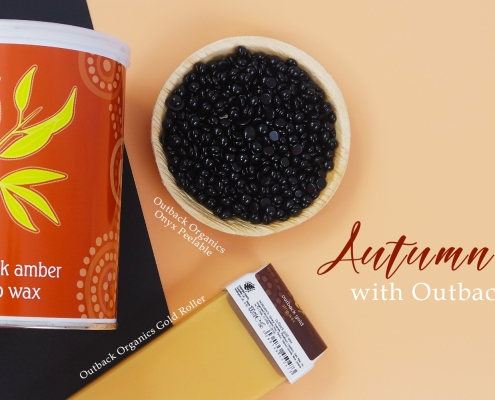 Autumn Waxing with Outback Organics