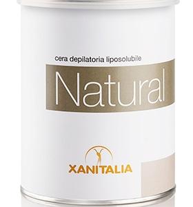 Xanitalia Natural Strip Wax Can 800ml.