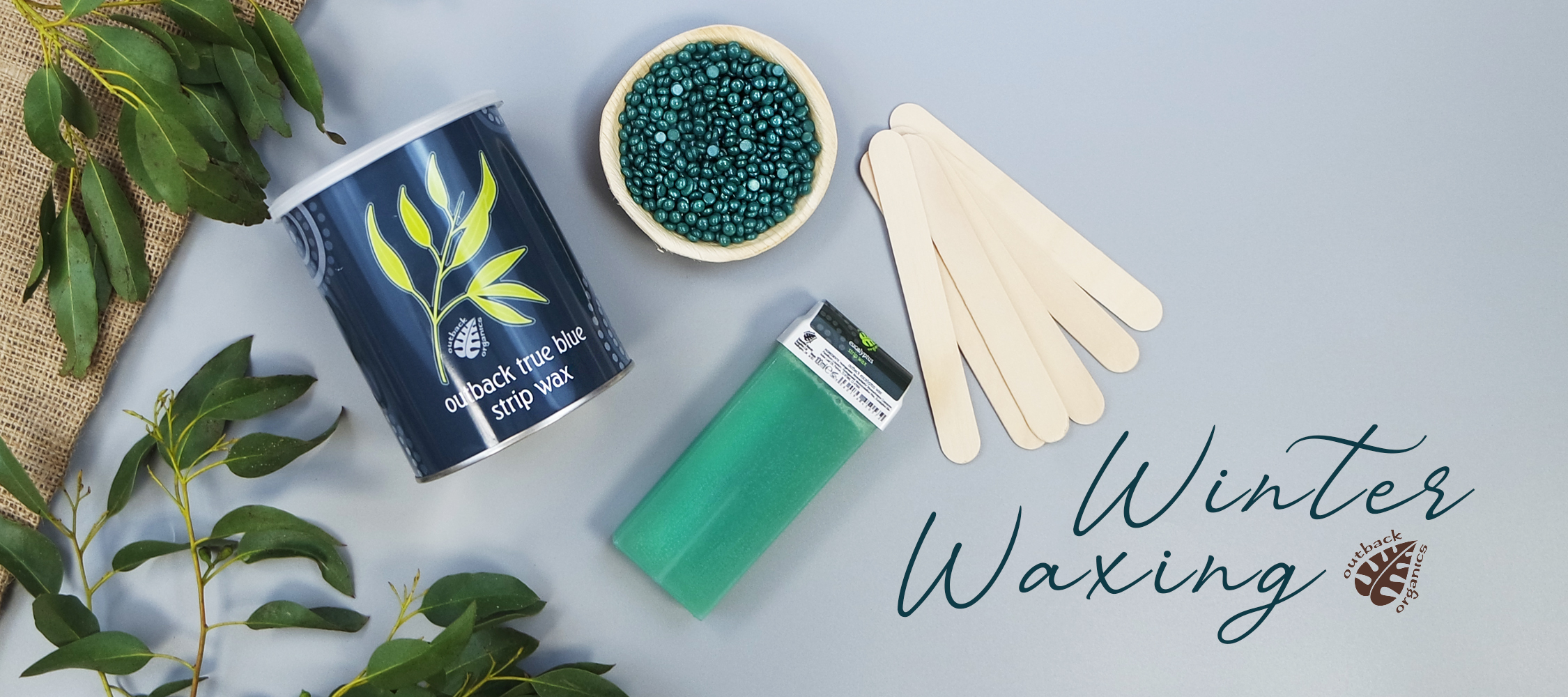 Winter Waxing with Outback Organics