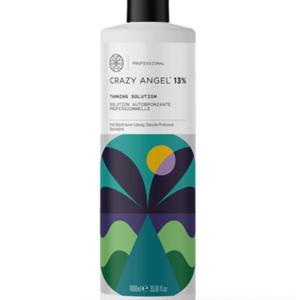 Crazy Angel 13% Tanning Solution 1Ltr