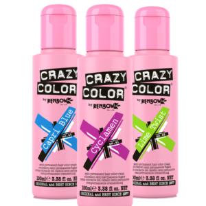 Crazy Color Semi Permanent Colour 100ml