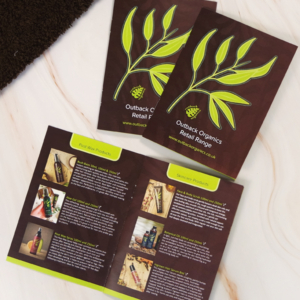 Outback Organics Retail Product Guide